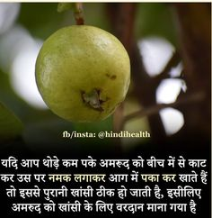 Natural Health Tips, Good Health Tips, Health And Beauty Tips, Healthy Tips, Home Health Remedies, Natural Health Remedies, Guava Fruit, Yoga For Beginners, Health Benefits