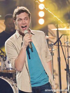 "Phillip Phillips sings ""Fat Bottomed Girls"" by Queen, #American Idol Season 11, Top 6"