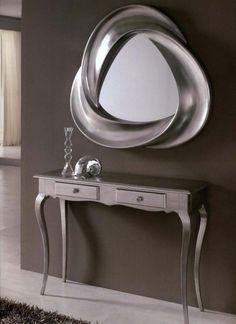 Außergewöhnlicher Wandspiegel PLATON. Dekoration Beltrán, Ihr Spiegel-Shop für ausgefallene Spiegel und modernes Design.