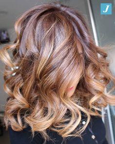 Hair Color Auburn, Auburn Hair, Ash Blonde Hair, Brunette Hair, Pretty Short Hair, Biolage Hair, Light Red Hair, Joelle, Brown Hair With Highlights