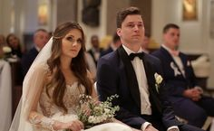 Niezapomniany film ze ślubu Martyny i Jacka. Luz, dowcipy, piękne dekoracje, niezapomniane kazanie...