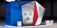 Exhibition stand POSM Industrial Design выставочный стенд