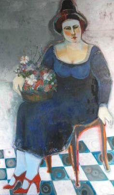 untitled picture by Selma Weissmann (contemporary), Brazilian (Artodyssey)
