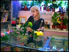 Флористика. мастер класс- цветы для рукодельницы