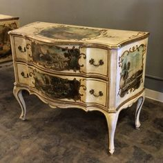 rokokó stílusú bútor