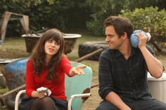 jess and nick - 2X14 'papperwood'
