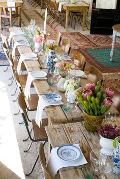 Bohemian Delft Wedding by Hearts in a Shutter | SouthBound Bride
