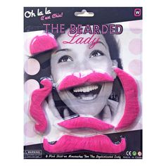 Suprise your peers or shock your colleagues with any of these pink oh lal la moustaches. Phantom Mask, Opera Mask, Bearded Lady, Hero Costumes, Children Images, Moustaches, Halloween Masks, Costume Accessories, Masquerade