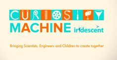 Curiosity Machine- so great for innovative stem projects!
