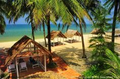 Hotels in Phu Quoc Vietnam | Phu Quoc Island, Vietnam; even in the middle of Duong Dong Beach (Long ...