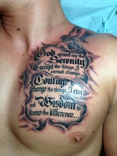 Inspiring Tattoo Quotes | Inked Magazine