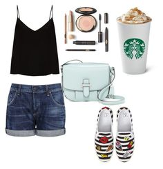 """Untitled #10"" by ssimuhina on Polyvore featuring Raey, Citizens of Humanity, BP. and MICHAEL Michael Kors"