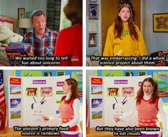"""The Middle"" will always be one of my favorite shows. I love Sue Heck! (Basically because I'm just like her.)"