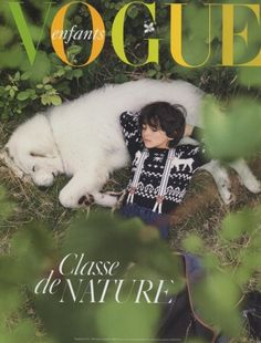 Kids Dressed Better Than You - Vogue Enfants... apparently this exists