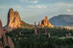 Garden of Gods Colorado Springs