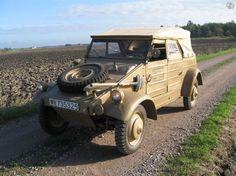 VW 82 Kübelwagen   Uppsala
