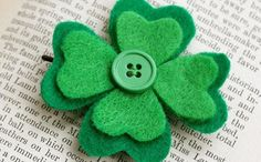 Wearable St. Patrick's Day Crafts