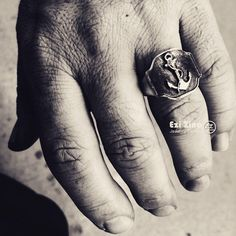 EZI Zino Anchor Sea Captain Signet Ring Solid Sterling Silver by silver999 on Etsy https://www.etsy.com/listing/222972981/ezi-zino-anchor-sea-captain-signet-ring