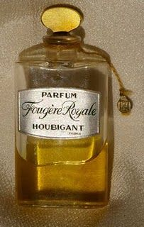 "Parfum ""Fougere Royale"" Houbigant France"