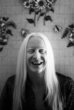 Johnny Winter, one of the best shows I've seen...up close and personal in a little dive bar.