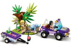 FriendsBricks   2020 Summer Friends sets Building For Kids, Building Toys, Lego Friends Sets, Friends Girls, Baby Elephant Toy, Kids Toy Shop, Free Lego, All Lego, Lego Projects