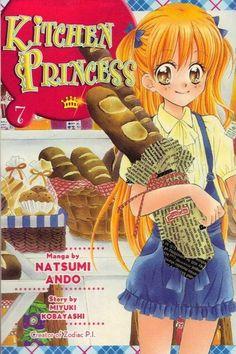 Kitchen Princess 7 by Natsumi Ando