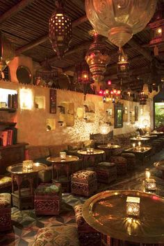 Momo Resto, restaurant, cafe, bar, with a middle eastern vibe