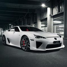 The one & only Lexus LFA
