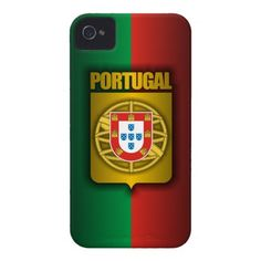 Portuguese Steel iPhone 4 Cases