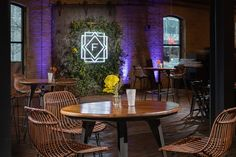 Brazos Hall Corporate Event — Wild Sky Events: Event Production Agency