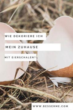 Wusstet ihr, dass ihr Eierschalen nicht wegwerfen müsst, sondern wunderschöne Osterdekorationen daraus machen könnt? In diesem Artikel zeigen wir euch einige kreative Ideen, die euch sicherlich begeistern werden. Egg Shell, Creative Ideas, Decorating, Knowledge, Ad Home, Dekoration, Nice Asses