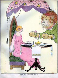 Margaret Evans Price Golden Age Illustrator