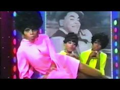 Diana Ross & The Supremes tackle Fats Waller in a medley of his hits on The Ed Sullivan Show.