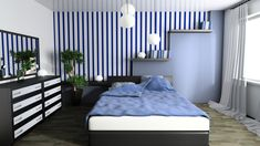 blue bedrooms pictures | Bedroom Interior Design Blue | 1920 x 1080 | Download | Close