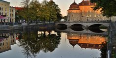 Örebro castle Sweden  PLEASE SEE MY PAGE IN FACEBOOK AND DONT MIND TO LIKE ANS AHRE WITH YOUR FRIENDS  https://www.facebook.com/stefansphotos.se?ref=tn_tnmn