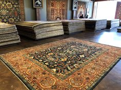 Handwoven modern rugs and oriental rugs. The human touch and countless hours spent perfecting each rug make them functional pieces of art. Oriental Carpet, Oriental Rugs, Persian Carpet, Persian Rug, Turkish Rugs, Grand Bazaar Istanbul, Oriental Rug Cleaning, Rugs On Carpet, Carpets
