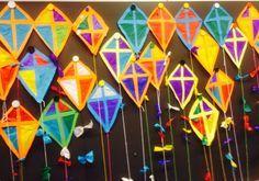 """Leijoja"" 1.lk (Alakoulun aarreaitta FB -sivustosta / Mikki Shikeben) Primary School Art, Art School, Kindergarten Crafts, School Art Projects, Hanging Art, Spring Crafts, Crafts For Kids, Applique, Craft Ideas"