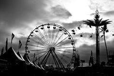 Carnival Photography  Ferris Wheel Photo  by ShermanPhotography
