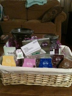 Scentsy basket party Becki Utley Independent Scentsy Consultant Becki918@yahoo.com www.beckiutley.scentsy.us