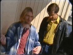 Kurt Nirvana Seattle