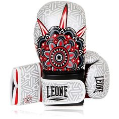 Leone 1947 Women 10oz  Limited Edition Boxing Gloves (74 AUD) ❤ liked on Polyvore featuring multicolor