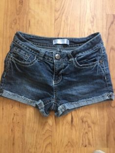 c3317263a4 No boundaries Stretch Jean Shorts Size 5 #fashion #clothing #shoes  #accessories #