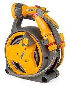 Hozelock Pico™ Reel - Lee Valley Tools Lee Valley, Outdoor Power Equipment, Tools, Garden, Water, Courtyards, Gripe Water, Instruments, Garten