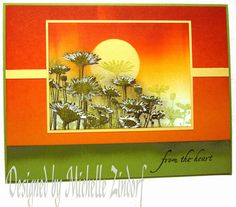 Depth in Daisies – Tutorial #214 and Card Give-A-Way |