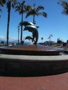 Santa Barbara pier!!