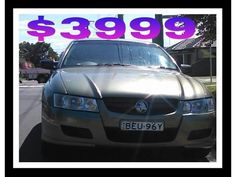 2005 Holden Commodore VZ is listed For Sale on Austree - Free Classifieds Ads from all around Australia - http://www.austree.com.au/automotive/cars-vans-utes/2005-holden-commodore-vz_i2198