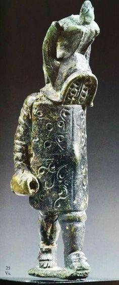 Gladiator-mirmillone. II-III th century AD
