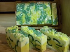 Lemon Grass Glycerin and Goat Milk Bar by thetranquilityladies