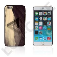 Persson (Triangle & Mountain) iPhone 6 Case
