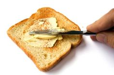 When I knew which side my bread was buttered I took the knife as well...